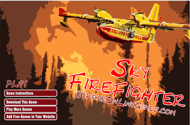 sky-fire-fighter